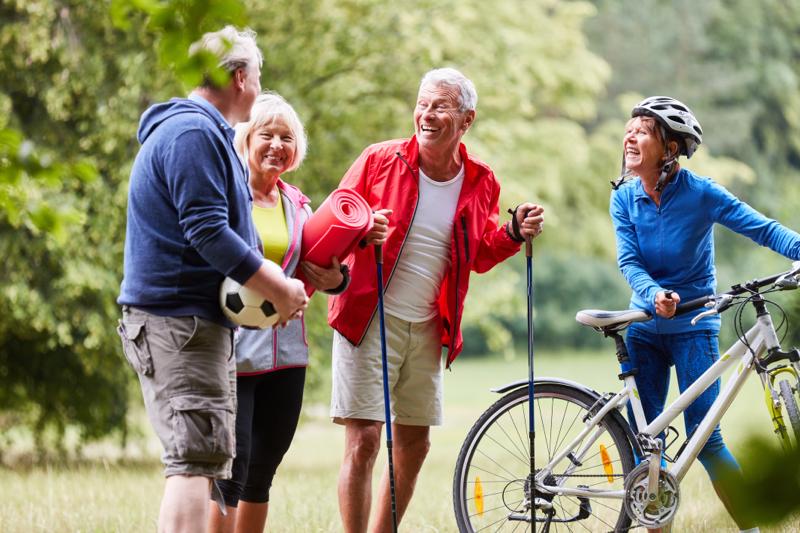 Telesná aktivita vo vyššom veku